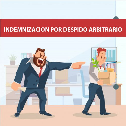 indemnizacion por despido arbitrario