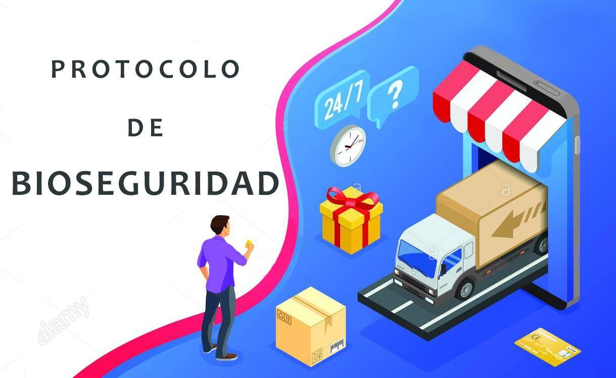 protocolo de bioseguridad para delivery